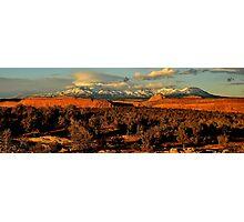 Comb Ridge - Utah Photographic Print
