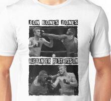 Jon Jones Vs Alexander Gustafsson Unisex T-Shirt