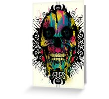 Better Colour Than Dead - Collaboration Greeting Card