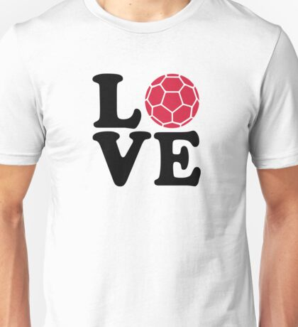 Handball love Unisex T-Shirt
