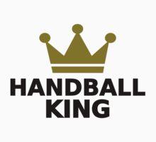 Handball king crown Kids Clothes