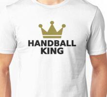 Handball king crown Unisex T-Shirt