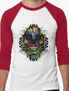 Better Colour Than Dead - Collaboration Men's Baseball ¾ T-Shirt