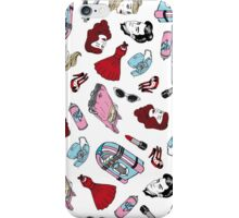 Back to the 50's iPhone Case/Skin