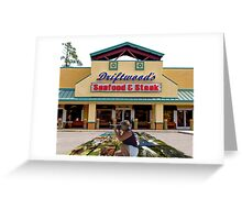 New Sidwalk for Photographers Greeting Card