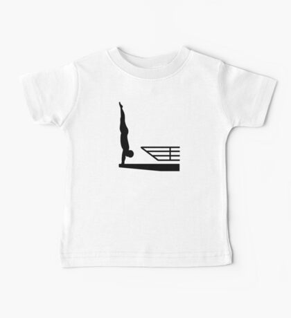 High diving Baby Tee