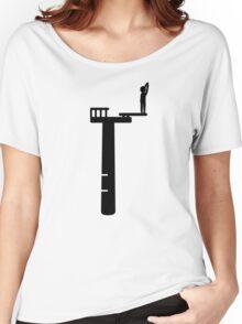 High diving Women's Relaxed Fit T-Shirt