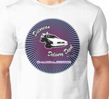 Delorean Delivery Depot Unisex T-Shirt