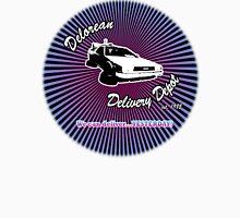 Delorean Delivery Depot Unisex T-Shirt