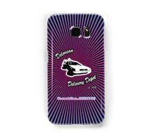Delorean Delivery Depot Samsung Galaxy Case/Skin