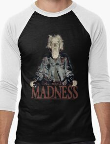 In the Mouth of Madness Men's Baseball ¾ T-Shirt