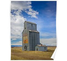 Montana Farming Poster