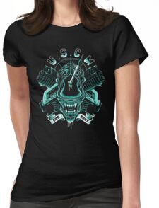Just Another Bug Hunt Womens Fitted T-Shirt
