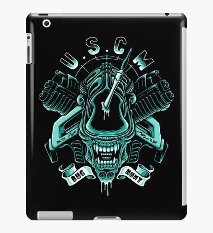 Just Another Bug Hunt iPad Case/Skin