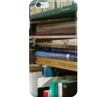 Keep on Reading iPhone Case/Skin