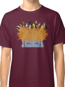 Bird nest head Classic T-Shirt