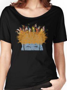 Bird nest head Women's Relaxed Fit T-Shirt