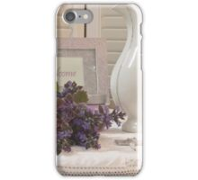 Welcome To The Cottage  iPhone Case/Skin