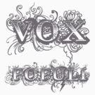 Vox Populi by Zehda