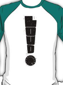 Loud! Typography Series T-Shirt