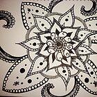 Flower  by ArtxAlly