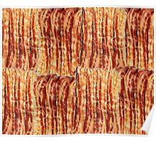 Bacon Breakfast Poster