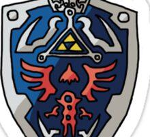 Legend Of Zelda - Sword&Shield  Sticker