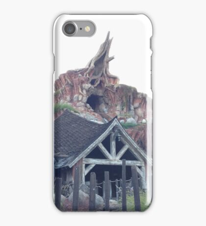 Everybody's got a laughing place iPhone Case/Skin