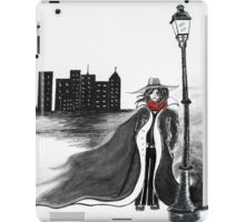 Detective Docherty and the Demon's Tears  iPad Case/Skin