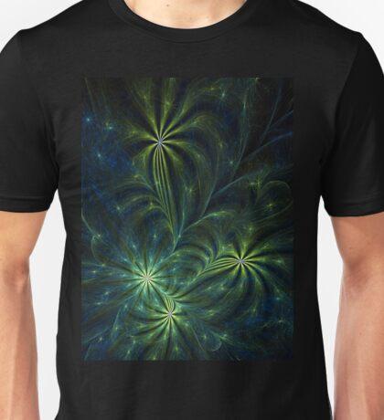 Weed - Abstract Fractal Artwork T-Shirt