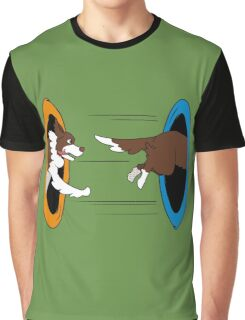 The Tail Chase Graphic T-Shirt