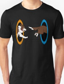 The Tail Chase Unisex T-Shirt