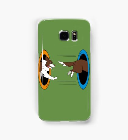 The Tail Chase Samsung Galaxy Case/Skin