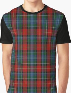 02695 Teall of Teallach Clan/Family Tartan  Graphic T-Shirt