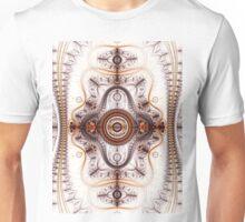 Time machine - Abstract Fractal Artwork Unisex T-Shirt