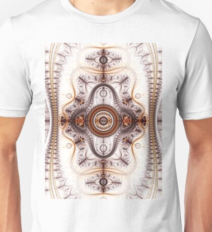 Time machine - Abstract Fractal Artwork Unisex T-Shirt