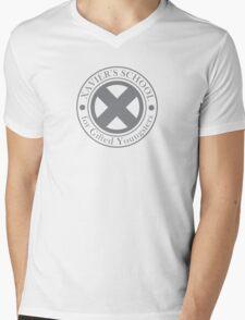Xavier's School Mens V-Neck T-Shirt