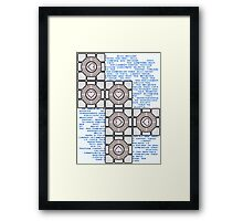Companion.NET Framed Print