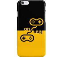 gaming online controller or joystick controller buttons iPhone Case/Skin