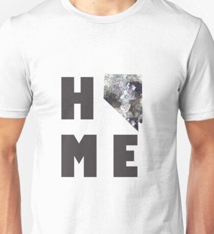 "Nevada ""HOME"" Unisex T-Shirt"