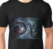 Spider's cave - Abstract Fractal Artwork Unisex T-Shirt
