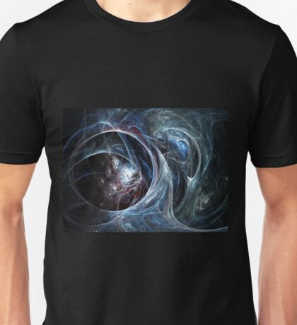 Spider's cave - Abstract Fractal Artwork T-Shirt