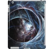 Spider's cave - Abstract Fractal Artwork iPad Case/Skin