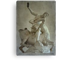 Hercules and Nesso Canvas Print