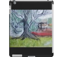 Ghost Tree iPad Case/Skin