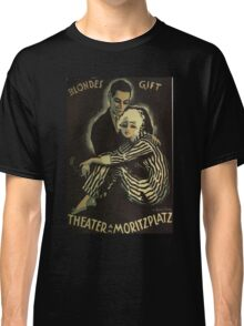 Blonde Poison - Silent Movie poster Classic T-Shirt
