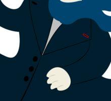 Sparkly Sherlock Sticker
