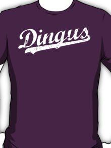 L.A. Dingus - The Blue Crew (White) T-Shirt