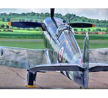 MH434 - Flightline - Duxford - 25.05.2014 Photographic Print