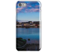 The Long Walk, Galway City iPhone Case/Skin